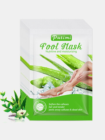 Hydrating Spa Foot Mask