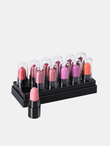 Mini 12 Farben Lippenstift