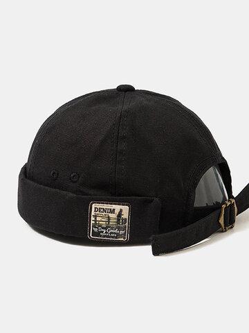 Men & Women Retro Hip Hop Hat Fashion Skull Caps