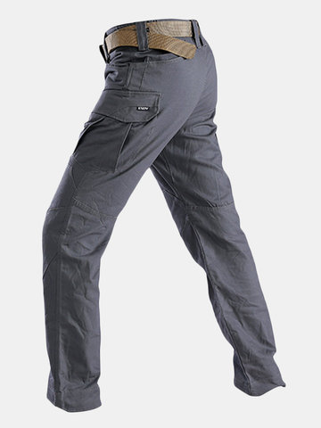 Mens Outdoor Casual Skidproof Tear-resistant Tactical Pants