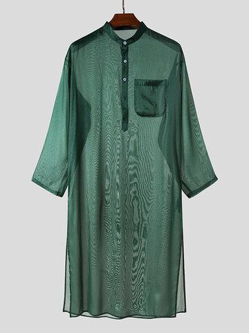 Transparent Thin Robes