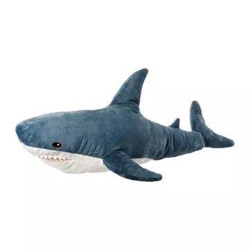 80 / 100cm großes Hai-Kissen