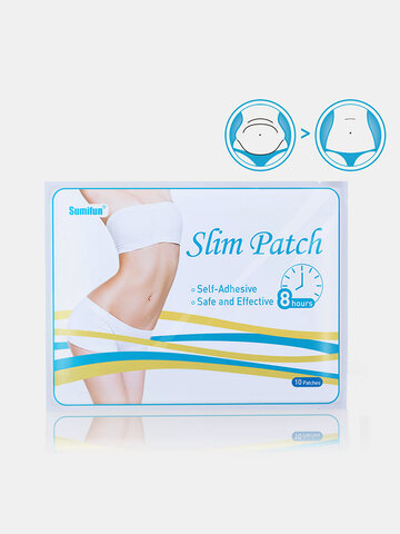 10 Patches Slimming Pads