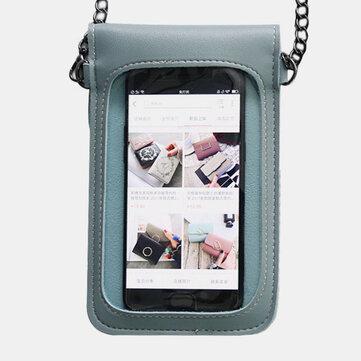 Women 6.3 Inch Touch Screen Phone Bag