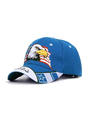 American Flag Dad Hat Patriotic Baseball Cap