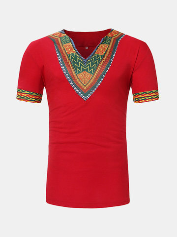 Comfy Embroidered Printing Stylish T Shirts