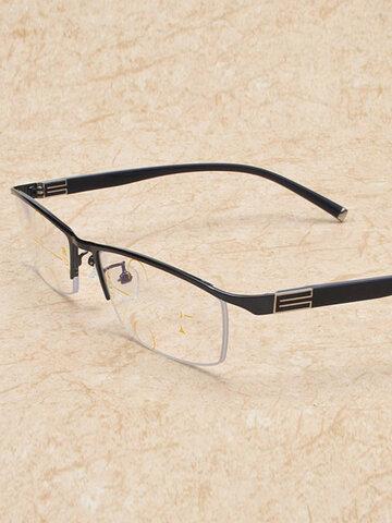 Multi-focus Metal Reading Glasses