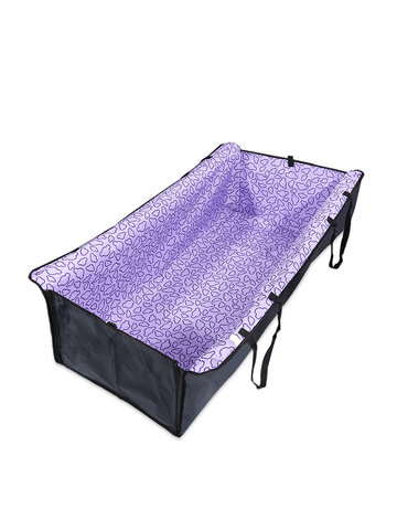 Pet Car Rear Back Seat Cover Safety Mat