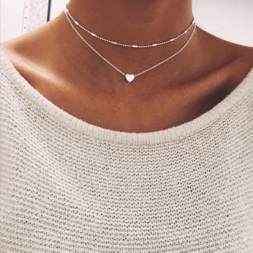 Sweet Multilayer Necklace