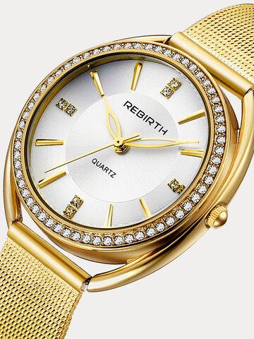 Diamant Cadran Femme Poignet Watch