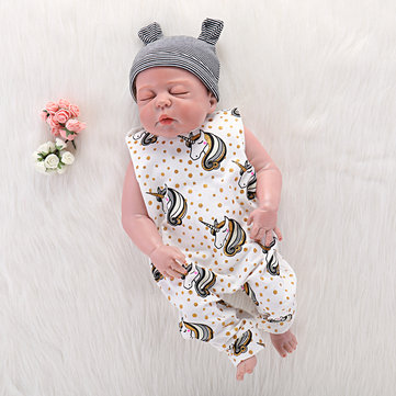 Animal Baby Jumpsuit For 0-24M фото