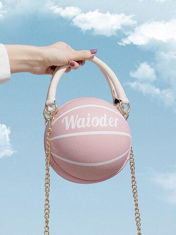 Damen Umhängetasche für Basketballketten
