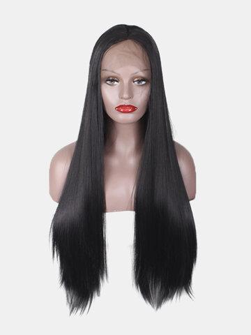 Black Long Straight Hair Extensions