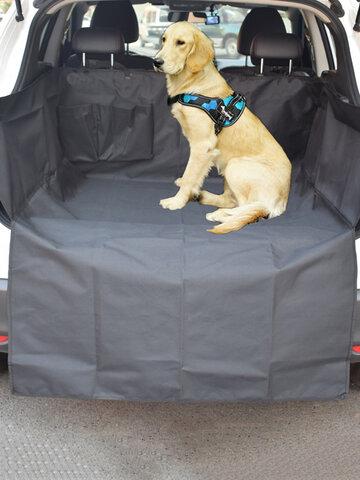 Tapis de protection pour siège arrière pour voiture de grande longueur