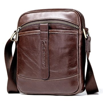 Vera Pelle Business Casual Shoulder Borsa Crossbody Borsa