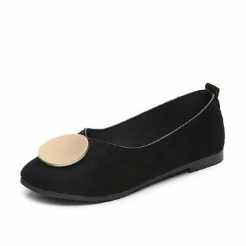 New Flat Shoes Female Pointed Net Red Shallow Shoes Soft Bottom Comfortable Flat Shoes Wild Black Single Shoes