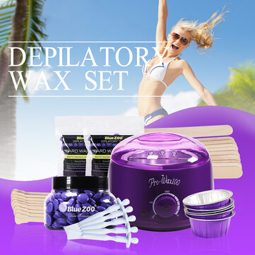 Electric Wax Heater Set