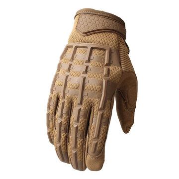 Training Fitness Non-slip Gloves Riding Motorcycle Full Finger Gloves