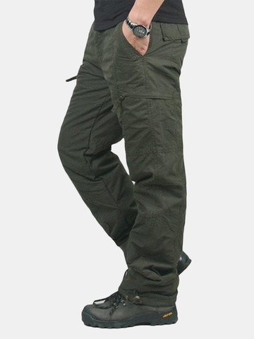 Thicken Military Outdoor Cargo Pants