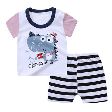 Short Boys Summer Short Set per 0-24M