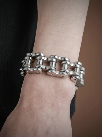 Chain Stainless Steel Bracelets