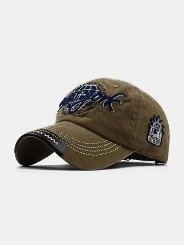 قبعة بيسبول كاوبوي قديمة مطرزة