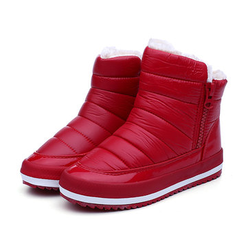 Waterproof Platforms Warm Snow Boots