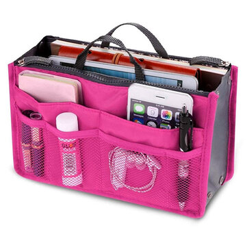 Women Nylon Multifunction Travel Storage Bag Inside Toiletry Bag