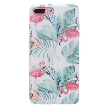 Simple Flamingo iPhone Phone Case