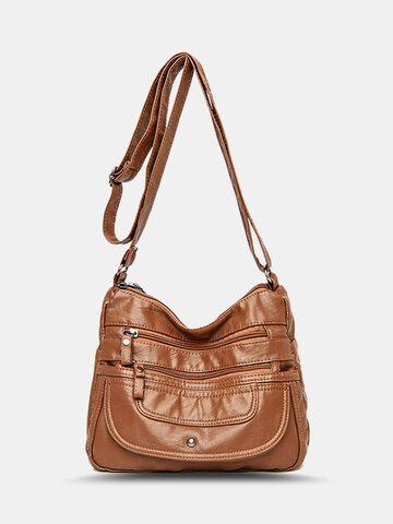 Multi-pocket Casual Crossbody Bags