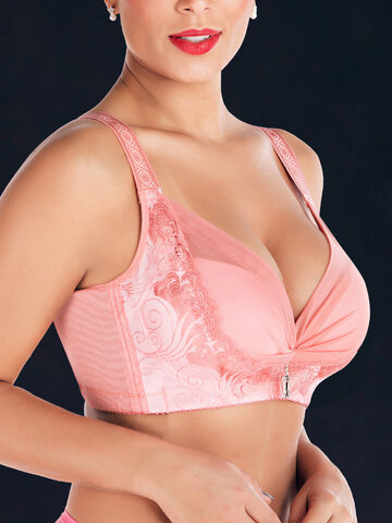 Sexy Deep Plunge Wireless Bras