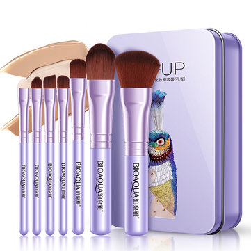 7Pcs Face Makeup Brushes