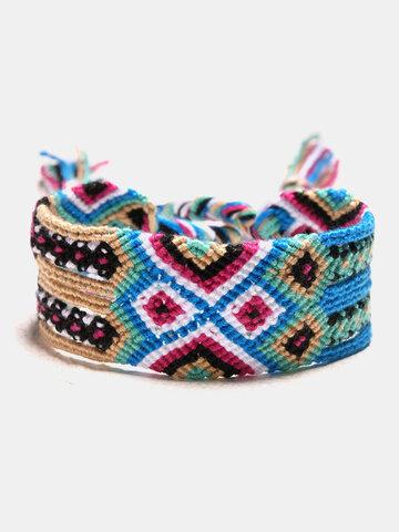 Bohemian Charm Bracelet