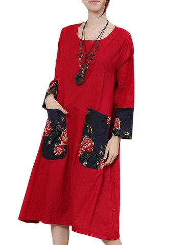 Женские платья с длинными рукавами