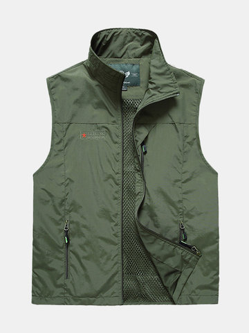 Gilet sportivo in nailon