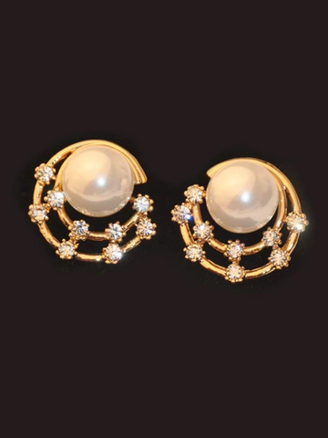 Sweet Ear Stud Earrings
