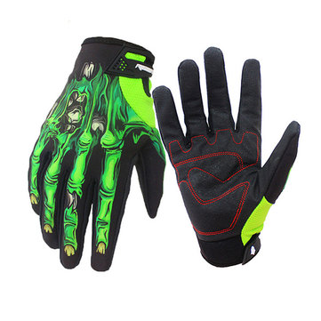 Ghost Claw Motorcycle Full-finger Gloves