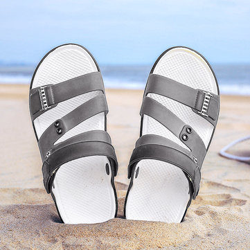 Men Light Weight Soft Beach Sandals