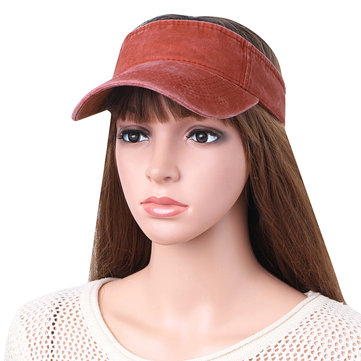 Sonnenschirm Outdoor Travel Wild Trend Volltonfarbe Baseball Cap