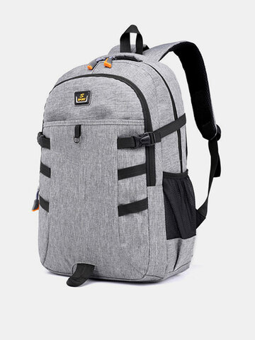 Large Capacity Casual Travel 18 Inch Laptop Bag Backpack