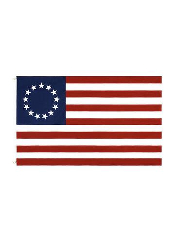 90x150cm American Flag USA Flag Blue Line USA Flag of United States The Stars And The Stripes USA Flag