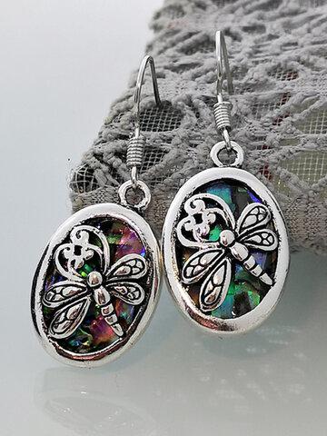 Dragonfly Pendant Earrings