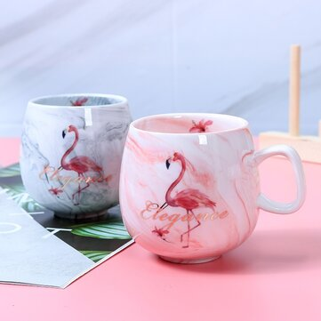 Marbled Ceramic Cup