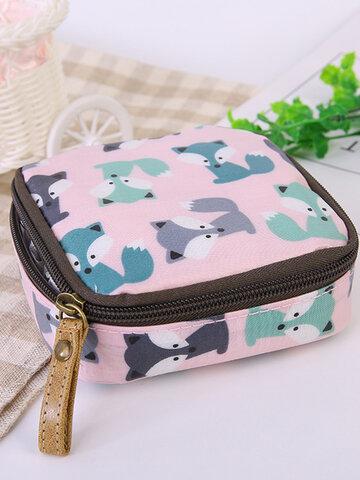 Cloth Waterproof Cosmetic Bag