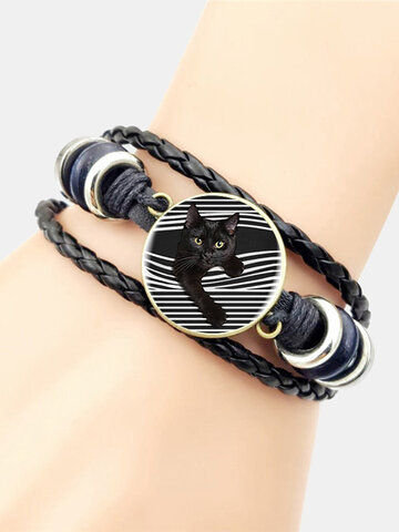 Cat Multi-Layer Bracelet