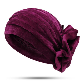 Warm Vogue Muslim Headband Hat