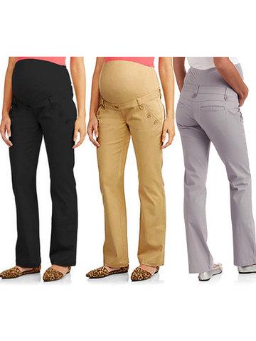 Mutterschaft schwangere Frauen elastische Bauch Band Hose