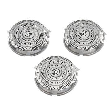 3 lâminas de substituição do Shaver dos PCes