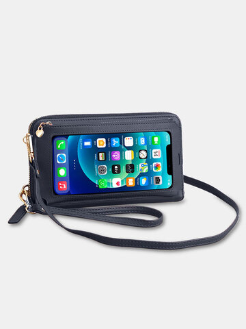 Stylish Touch Screen 7.8 Inch Phone Bag