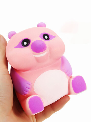 Squishy Bear 10cm Slow Rising Animals Cartoon Collection Gift Decor Soft Squeeze Toy